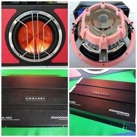 PAHE audio EMBASSY 128 1000 wats (UDIN AUDIO)