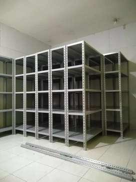 Distributor Aceh...rak siku besi lobang termurah