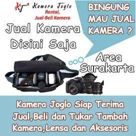 Dibeli dan Dicari Kamera-Lensa DSLR-Mirrorles Area Solo dan Sekitarnya