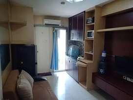 Apartemen Kalibata City Mawar 2 BR furnished
