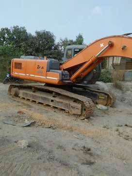 Hitachi z-axis 210 excavator
