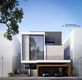 3 bhk independent banglow for  rent