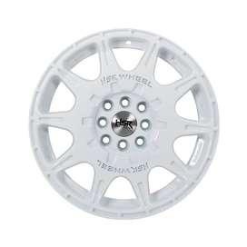 hsr wheel tipe wrx ring 16x7 h8(100/114,3) utk brio,mirage,march,aveo