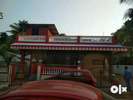 House To-Let 1BHK at Upasnagar, Sancoale Rs.10000