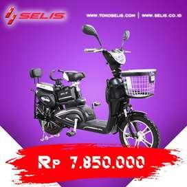 Sepeda Listrik SELIS Type Murai