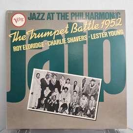 Jazz At The Philharmonic Trumpet Battle 1952 / LP Vinyl / Jazz / Verve