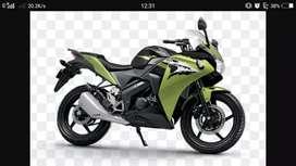 Honda cbr 150r. all paper okk