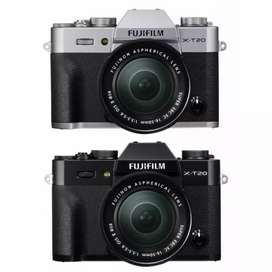 HCI - Kredit Kamera XT20 kit+lensa Termurah dn Gratis 1x Cicilan