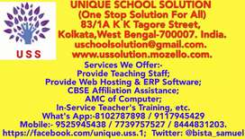 Requirements of Teachers in Bihar, UP, Jharkhand, WB