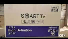 40 inch android led with 1 year warranty