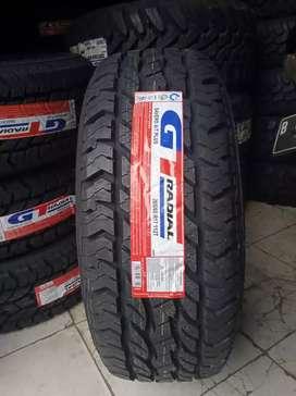 Ban mobil 265-65 R17 GT savero AT plus bisa buat mobil Navara Pajero