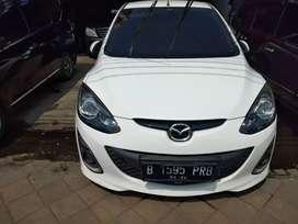 Mazda 2 R AT 2013 Putih