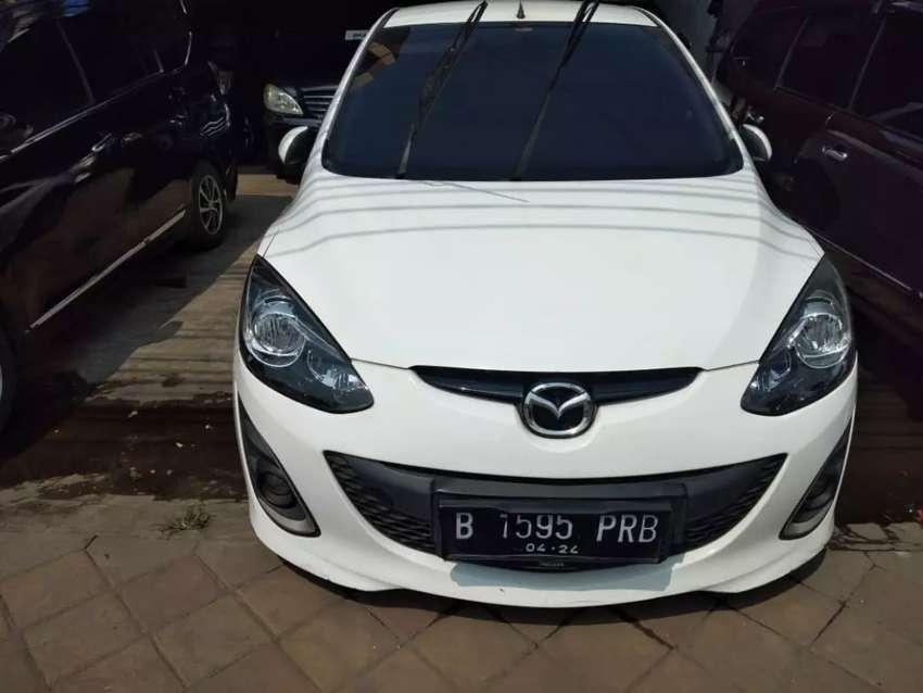Mazda 2 R AT 2013 Putih 0