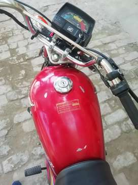 Read Add. Honda CD 70 2011 model  in Red Colour For Sale