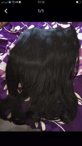 Hairclip Blow black