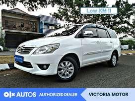 [OLXAutos] Toyota Kijang Innova 2.0 G Bensin M/T 2012 Putih #Victoria