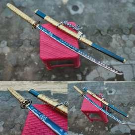 PISAU SAMURAI DRAGON MODEL SHOGUN SUPER BONUS RAK STANDING 1 TAHAP ID2