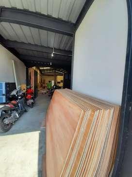 Triplek plywood proyek / interior murah, bisa untuk jual lagi