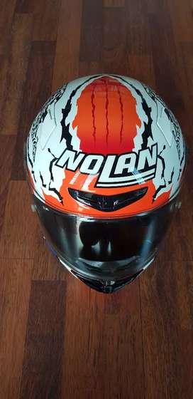Nolan X802 Casey Stoner Jual apa adanya