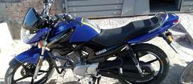 Yamaha YBR 125. Model 2019. Colour Royal blue Totally new in condition
