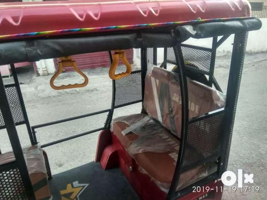 Joy ride E Rikshaw 0