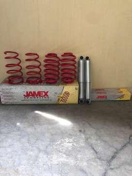 Per Mobil Lowering Kit Jamex