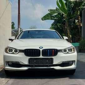 BMW 320i  F30 LUXURY, Tahun register : 2014, odo 20 rb miles