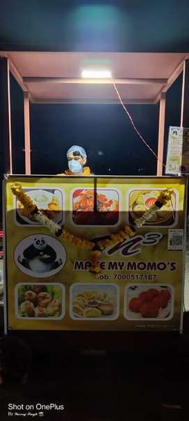 Urgent required for a momos counter