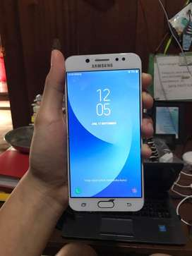 Samsung J7 Plus (second)