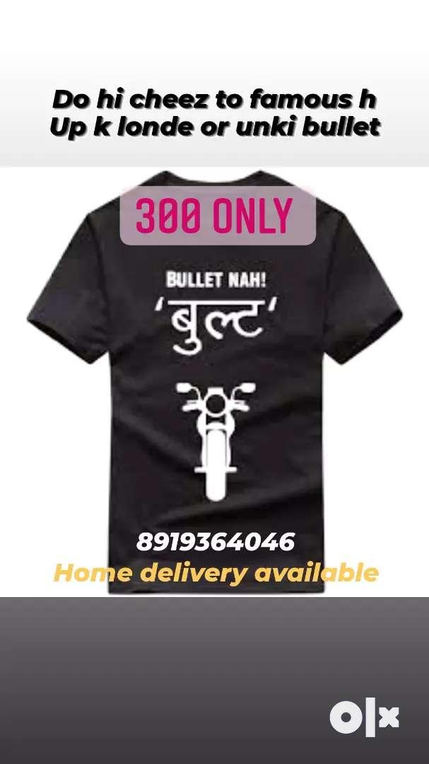 Bullet design tshirts original ROYAL MUNDE
