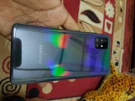 Galaxy A71 6/128 GB variant