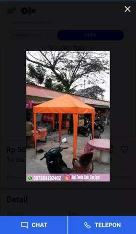 Tenda cafe tenda pameran