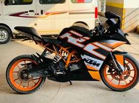 KTM RC 200 ( 2015 )