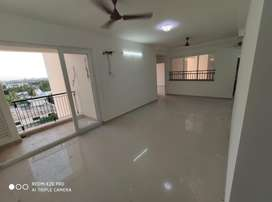 NEW semi furnished flat for rent in sholinganallur main road