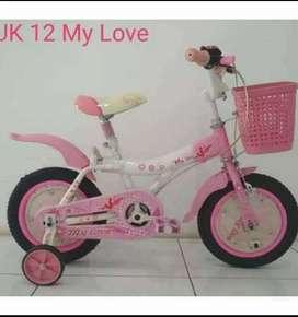 Jual murah Sepeda anak My Love