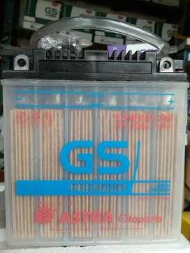 Baru accu basah gs astra khusus genset bensin max 10kva asli