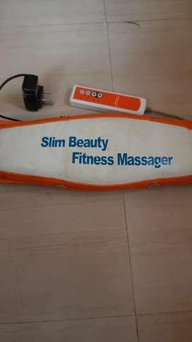 Slim beauty fitness massager