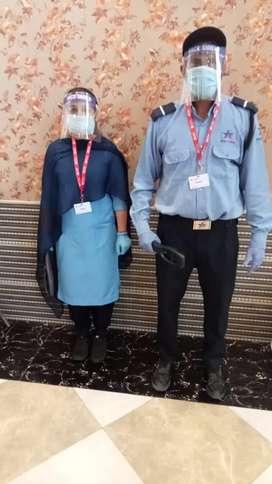 Company need security guard security supervisor