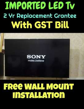 SMART 4K LED TV WHOLESALE PRICE FULL 2 YR REPLACEMENT GRANTEE GST BILL
