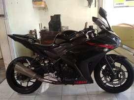 Yamaha R25 tahun 2014 Bali dharma motor