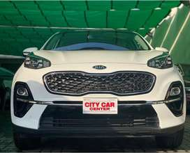Kia Sportage on easy monthly or yearly instalment Plans