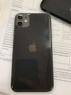 Iphone 11 64gb black 50 days old