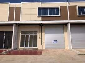 Disewakan gudang/warehouse di BCI