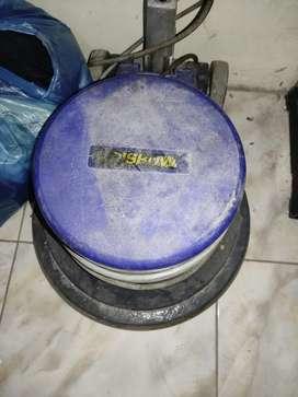 Mesin polisher lantai