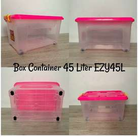Container Box Kontainer 45L Murah
