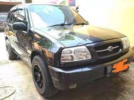 Dijual mobil susuki escudo 1,6 cc nego