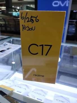 realme c17 ram 6/256 garansi 1 thn baru