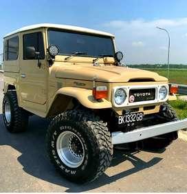 Toyota Hardtop diesel  1984 full mulus sekali