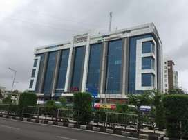 Corner Office Roadside View, Western Business Park