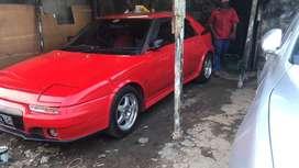 Mazda astina tahun 1992 hatchback murmer dan langka